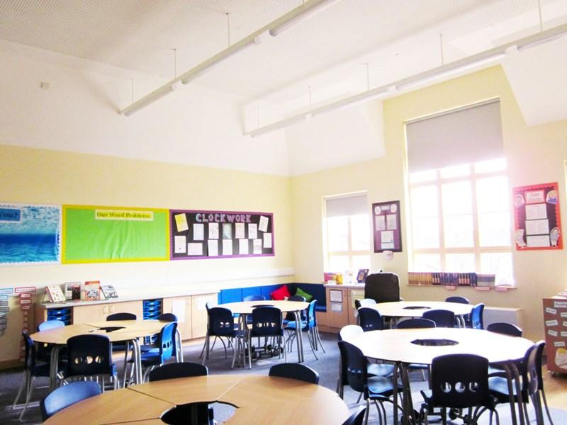St Michaels Classroom