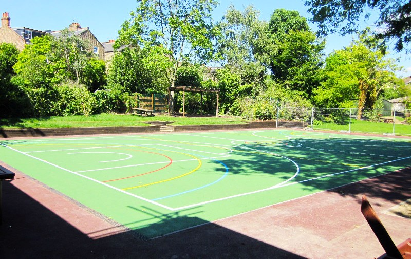 St Michaels MUGA