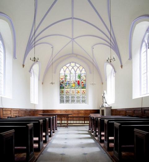Trinity Almshouses Chapel