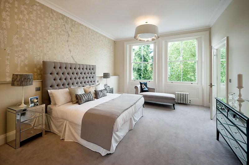 Onslow Gardens Bedroom