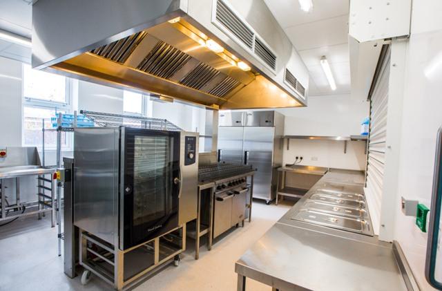 Eastern Road SEN Kitchen