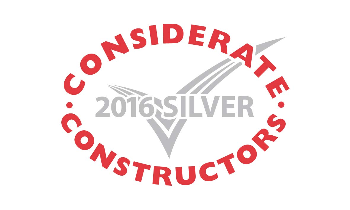 Considerate Constructors Scheme National Site Awards 2016
